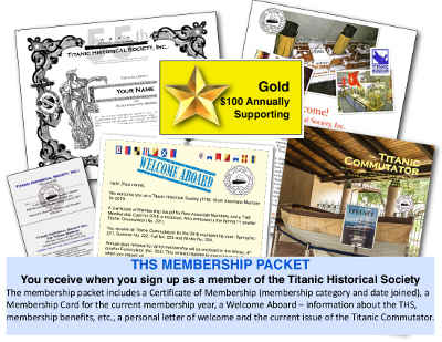 THS Gold Membership Packet