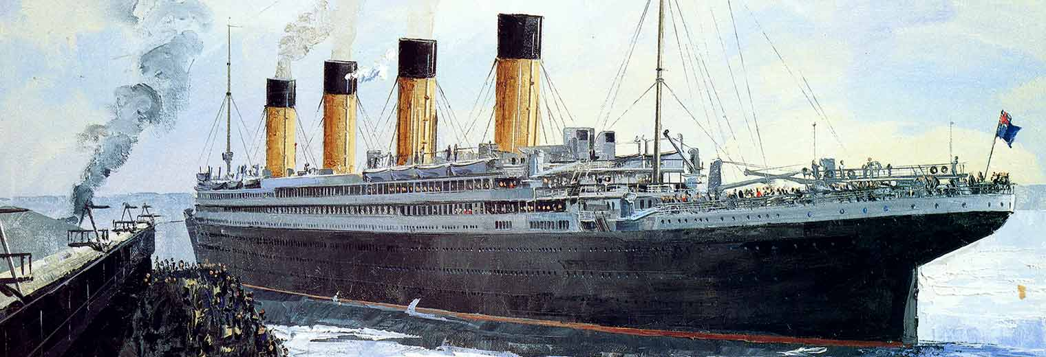 Titanic Historical Society Inc.
