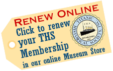Renew your THS membership online