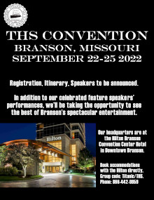 2022 Titanic Historical Society Convention Announcement